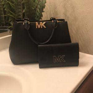 Michael kors Florence handbag with wallet